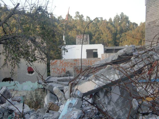 Das Megaprojekt Supervía Poniente und die Zerstörung des Viertels La Malinche