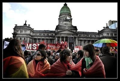 Foto: asociación marplatense de derechos a la igualdad