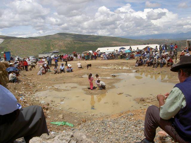 Menschenrecht auf Wasser: Kommunalisierung der Wasserversorgung in Cochabamba gescheitert?
