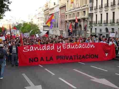 Bildungsproteste / Foto: anarkismo, Bildquelle: adital