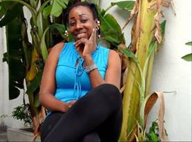 Mireille musste aus Kongo fliehen / Foto: Caritas Rio de Janeiro