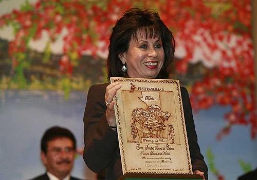 Sandra Torres darf nun doch nicht antreten / wikipedia