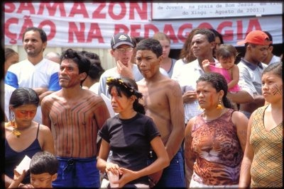 Proteste gegen Belo Monte / international rivers, flickr
