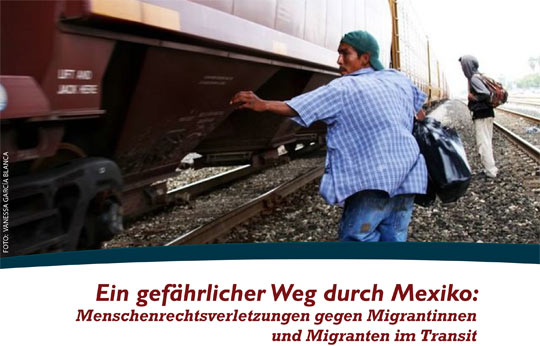 Factsheet / Transmigrant*innen in Mexiko