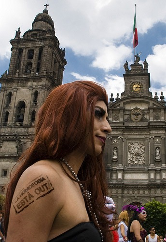 LGBT-Demonstration in Mexiko (Archiv) / Eneas, Flickr