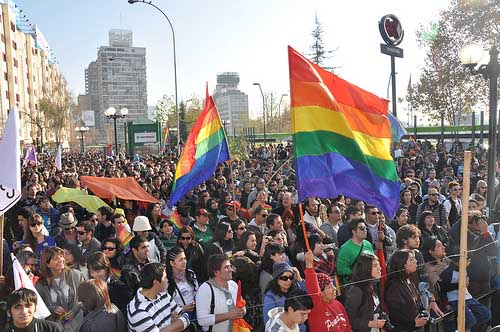 Marcha de Orgullo 2011 / movilh, flickr