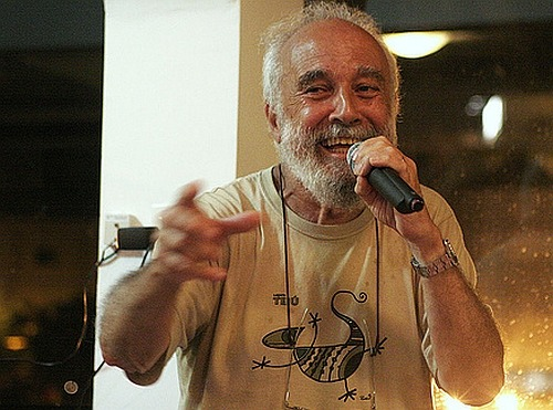 chico whitacer auf dem WSF in Belem (2009) / aiouto, flickr
