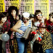 hotter than hell! Las Kumbia Queers im September in Europa
