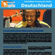 Infoblatt Community Radio