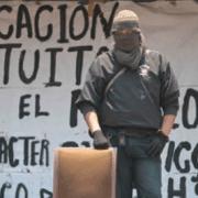 Rektorat der UNAM besetzt