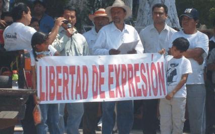 Honduras - libertad de expresion. Foto: Pulsar