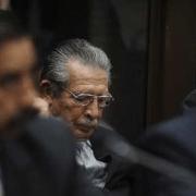 Amnestie für Ríos Montt?