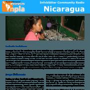 Infoblatt Nicaragua