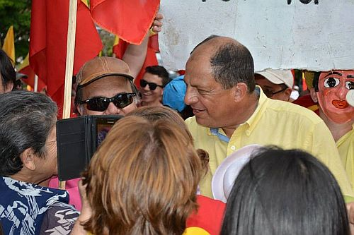 Luis Guillermo Solís ist neuer Präsident Costa Ricas / Foto: TV Guy, cc-by-sa-2.0., wikimedia