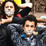 Erste Festnahmen von Aktivist*innen im Vorfeld der WM