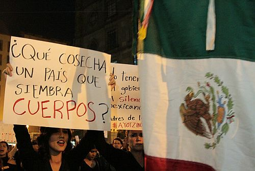 Mexiko Ayotzinapa  Miriana-Moro CC BY 2.0 flickr