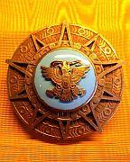 Der Orden Aguila Azteca / Foto: Alexeinikolayevichromanov, CC BY SA 4.0, wikipedia