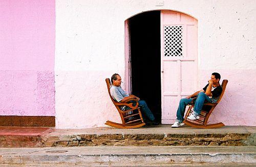 Schaukelt sich wohl auch so zurecht: Nicaraguas Wirtschaft / Foto: Elaine Faith, CC BY NC ND 2.0, flickr