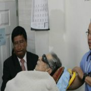 Neuer Prozess gegen Ríos Montt suspendiert