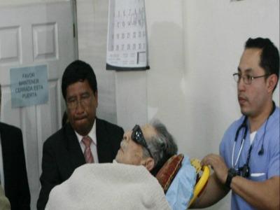 Ex-Diktator Ríos Montt