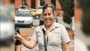 Anabel Flores Salazar. Foto: Telesur
