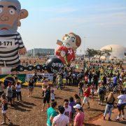 Sport und Politik, in Brasilien eine explosive Mischung