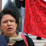 Nach dem Mord an Berta Cáceres – Erinnerungen an eine ungebrochene Frau