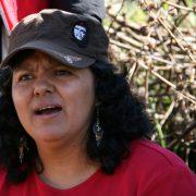 Die Familie zum Tod von Berta Cáceres