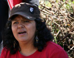 Zum Tod von Berta Cáceres