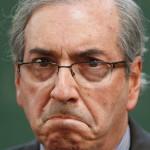 Langes Gesicht bei Rousseffs Widersacher: Auch gegen Eduardo Cunha wird ermittelt. Foto: Pulsar Brasil/Dida Sampaio/AE