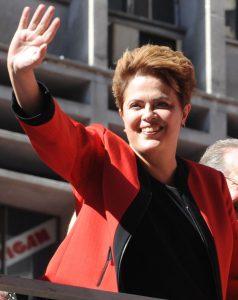 "Das war ein ""Hallo"" von Dilma Rousseff aus 2010/ Foto: Wilson Dias, Agência Brasil, CC BY 3.0 br, https://commons.wikimedia.org/w/index.php?curid=11144432"