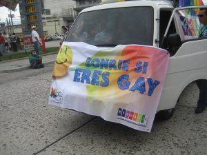 Demonstration für sexuelle Vielfalt in Guatemala 2010. Foto: Flickr/Luis Penados  (CC BY 2.0)