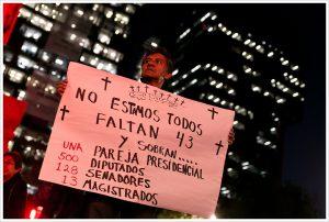Demo gegen Enrique Pena Nieto am 1.12.2014. Foto: Montecruz Foto (CC BY-SA 2.0)