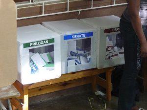 Wieder keine Präsidentschaftswahlen in Haiti.