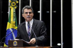 Schon wieder weg vom Fenster: Romero Juca / Foto: Senado Federal, CC BY-NC 2.0