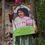 Mutmaßliche Verwicklungen von Militärs und Politiker*innen in den Mordfall Berta Cáceres