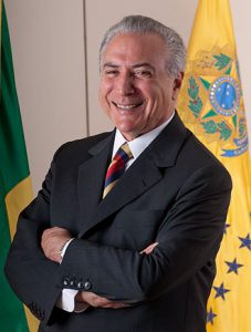 Michel Temer / Foto: Licurgo.miranda, CC BY-SA 4.0, wikipedia