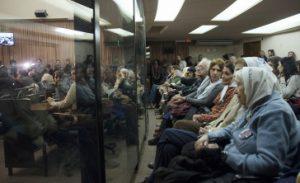 """Angehörige von Opfern der """"Operation Condor"""" bei der Urteilsverkündung Quelle: cij.gov.ar"""