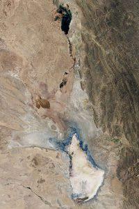 Folgen des Bergbaus - zum Beispiel in punkto Wasser