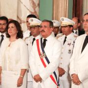 Vor ungelösten Problemen: Präsident Danilo Medina wiedergewählt