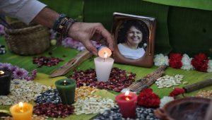 Nach Aussage von Rodrigo Cruz wurde Berta Cáceres von Soldaten ermordet.