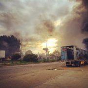 El infierno sobre la tierra, existe. Copyright: Heriberto Paredes