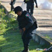 Bundespolizei erschießt Protestierende in Oaxaca