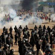 Europa-Abgeordnete: Keine Modernisierung des Globalabkommens im Kontext des Massakers von Nochixtlán und anderer straffreier Verbrechen