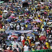 Agrarstreik geht trotz Repression weiter
