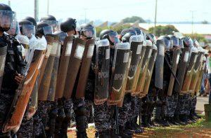 Sicher mit von der Partie: Die Aufstandsbekaempfungseinheit / Foto: Andre Gustavo Stumpf, CC-BY-2-0