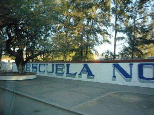 Schule in Huajapam (Oaxaca) /Foto: tricia_cc-by-nc-sa-2-0