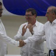 Historischer Moment ‒ Friedensabkommen für Kolumbien