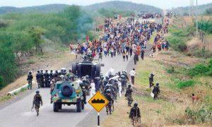 Die tödlichen Auseinandersetzungen vom 5. Juni 2009 bei Bagua.