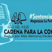"""Urteil in der """"Megacausa"""" von Córdoba: """"Dieser Prozess geht uns alle an!"""""""